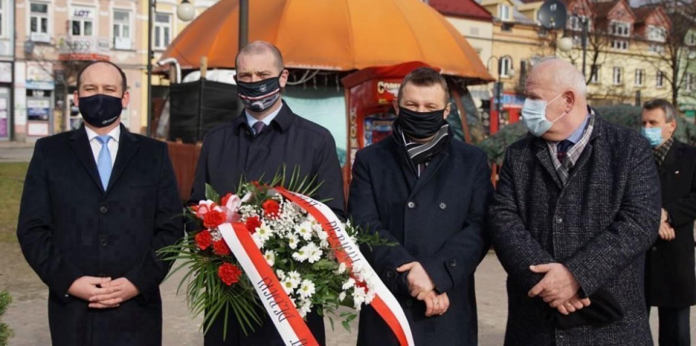 Symbolicznie uczcili pamięć Żołnierzy Wyklętych