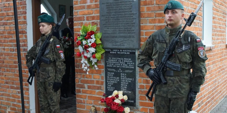 Powiatowe Obchody Dnia Sybiraka w Mokrem 2021