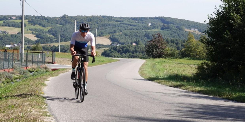 Miłośnicy kolarstwa ścigali się na trasie z Latoszyna do Głobikowej